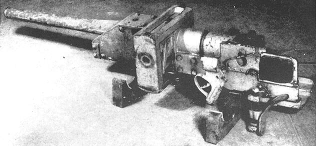 type 94 37 mm tank gun which was in fact a modified type 94 rapid fire infantry gun