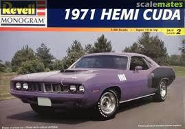 1971 Hemi Cuda