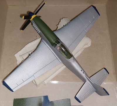 P-51D - 6 Small