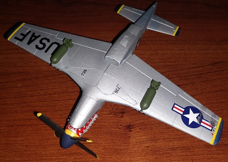 P-51D - 10 small