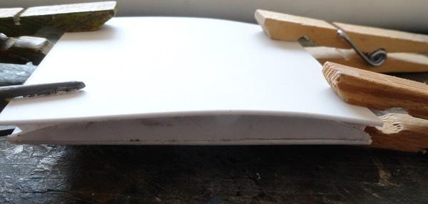 tail fins curve