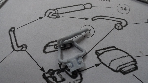 joining intercooler pipe b