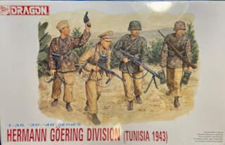 Dragon (6036) Hermann Göring Division, Tunisia 1943