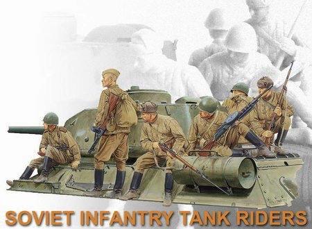 Dragon (6197) Soviet Infantry Tank Riders.jpg