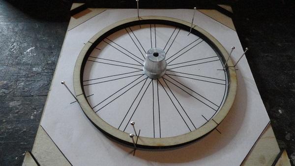 hind wheel a