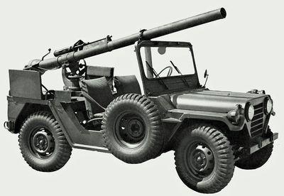 M151A2 M106 RR